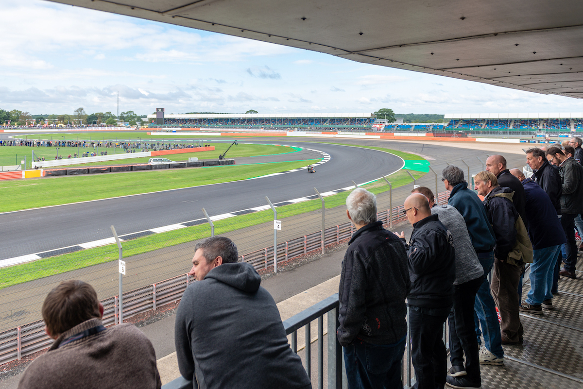 Image of 2020 BTCC Silverstone (National)