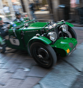 Mille Miglia in action